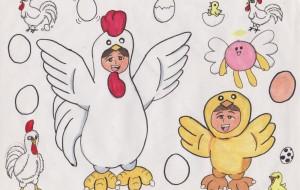 タマゴ天使とお母さん - Takeshi