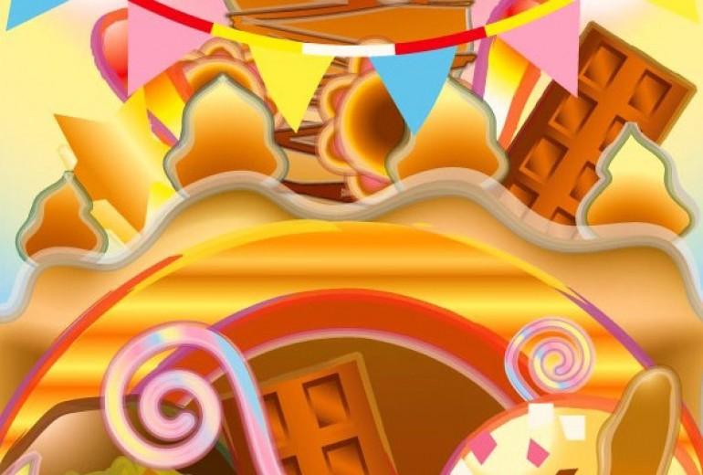 お菓子の国