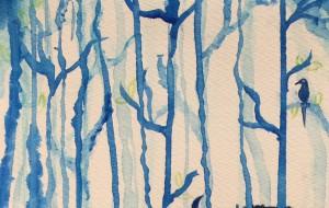 森の中の散歩 - RINA