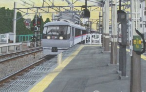23-福島尚 - 鶴ヶ島市立中央図書館 「障がい者アート絵画展」