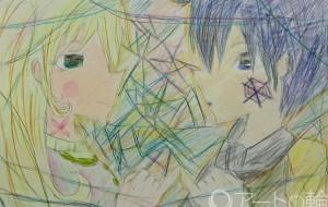 蚕と蜘蛛 - 風邪神-kazeshin-