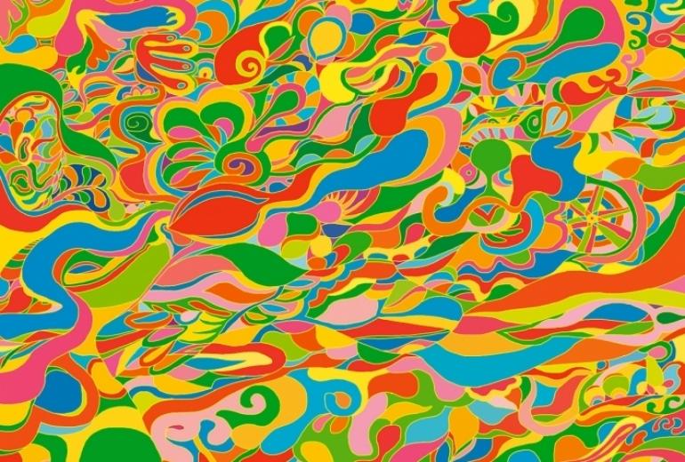 Color-wave