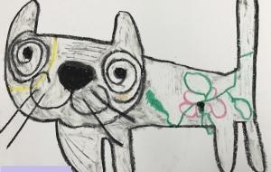 ネコ(Kenshiro) - からふる(20170408)