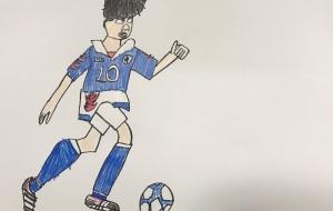 サッカー選手2 - 太一