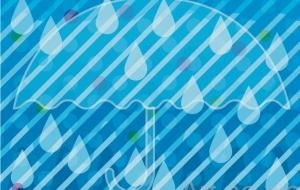 雨のイルミネーション - ショウヘイ