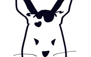 ウサギ - じじ