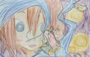 ハロウィーンの小さな夢想 - 風邪神-kazeshin-