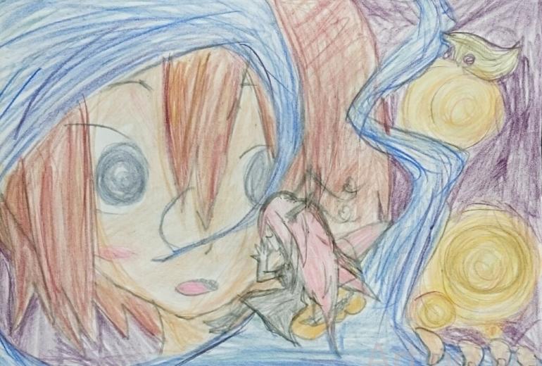 ハロウィーンの小さな夢想