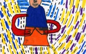 おっさん - トモ・タカイのワンダフル ワールド アート展2017
