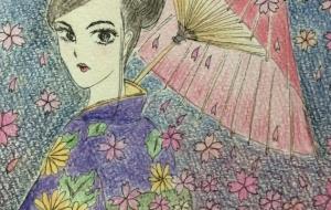 女の子03 和風 - jun