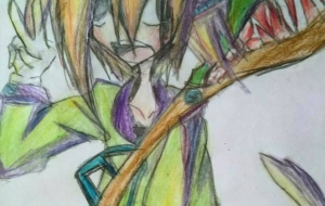 にゃすけ - 風邪神-kazeshin-