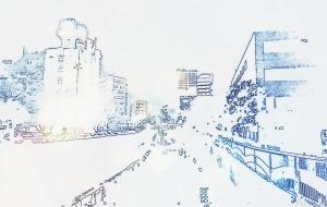 霧けむる街 - 相田朋子