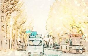 イチョウ街道 - 相田朋子