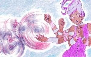 異国の美女 - 虎目梨那