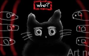黒猫 - 命(みこと)