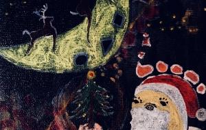 「クリスマスカード」① -