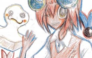 エビジローともっちゃん - 風邪神-kazeshin-