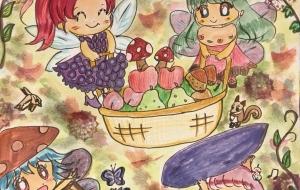 果物妖精の味覚狩り - yukine