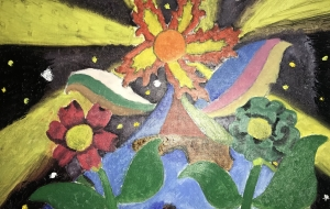 地球に咲くサンフラワー - 近藤健人