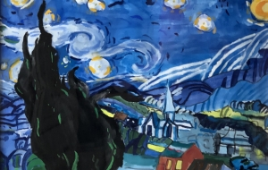 The starry night - Yugo