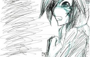 暗闇の先には - 風邪神-kazeshin-