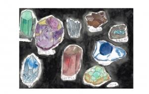 鉱石 - toki