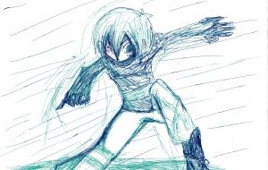 スライディング - 風邪神-kazeshin-