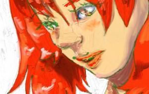 Girl don't cry. - Kise Okumura