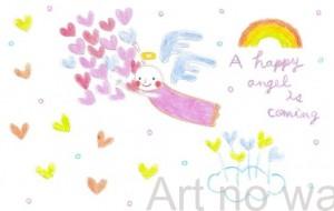 ハートと天使 - asami