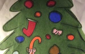 クリスマスツリー - 水樹