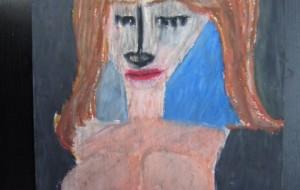 裸の女性 - 神徳竜輝