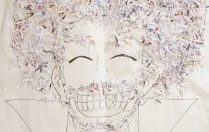 NO53 スマイル_佐藤瑠偉 - 第3回鶴ヶ島市立中央図書館 「障がい者アート絵画展」2019
