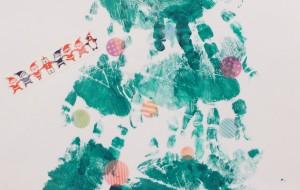 NO58 メリークリスマス_熊谷煌太 - 【イベント】第3回鶴ヶ島市立中央図書館 「障がい者アート絵画展」2019