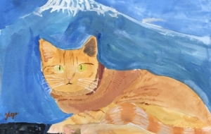 A cat - Yugo