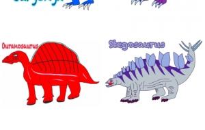 白亜紀の恐竜たち - YU