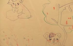 森ではコアラさんのhello. - fuulingo.