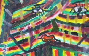 アフリカの色の - マサミ