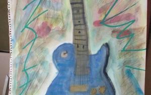 エレキギター - マサミ