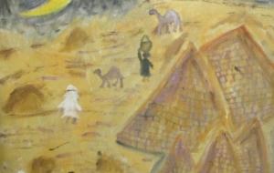 エジプトの思い出 - マサミ