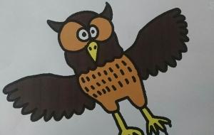 フクロウ - としき