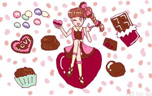バレンタインデー 【デジタル】 - swaro