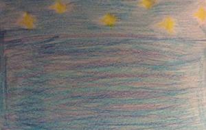 星と波 - 水樹