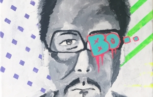 逆さ眼鏡 - BOBOMIND
