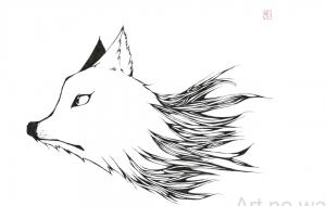 犬神 - キナコモチコ