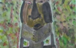 アフリカの男1 - マサミ