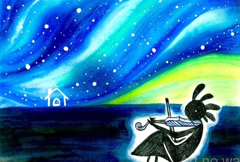 夜空に奏でるココペリのうた
