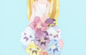 お花のドレス - おが