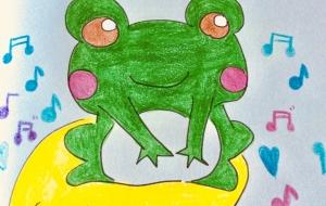 カエル - 水樹