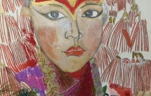 ネパールのクマリ祭典 Living Goddess - 大野貴士