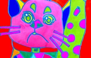 猫(カラフル) - M・AYAKA
